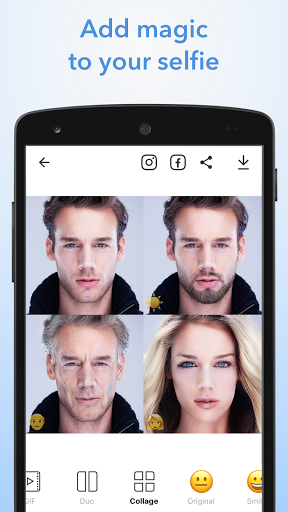 Free download FaceApp for Lenovo A6000, APK 3 0 2 for Lenovo