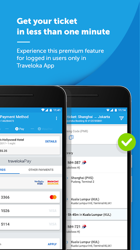Download Traveloka Book Flight & Hotel 2 19 1 APK for Android