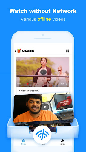 Free download SHAREit - Transfer & Share for Samsung Galaxy S7562 S