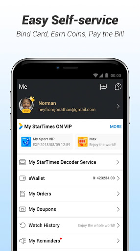 Download StarTimes - Live TV & Football 4 0 2 APK for Android