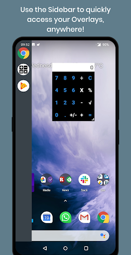 Free download Overlays - Float Everywhere for Samsung Galaxy
