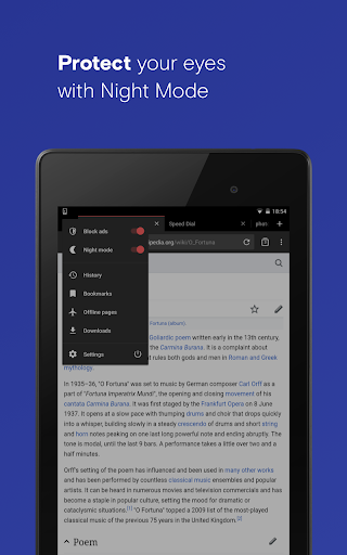 Free download Opera browser - latest news for Oppo A31, APK 49 2