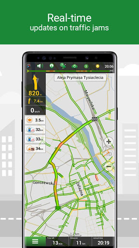 Free download Navitel Navigator GPS & Maps for Infinix Hot 2, APK