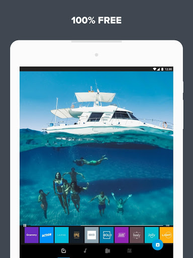 Free download Quik - Free Video Editor for Micromax Canvas Fire, APK