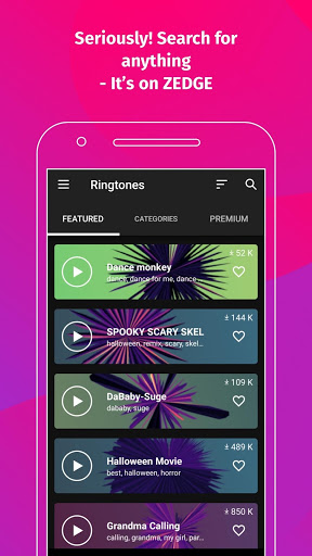 Free Download Zedge Ringtones Wallpapers For Micromax Canvas
